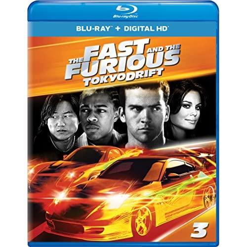 Image 0 of The Fast And The Furious: Tokyo Drift Blu-Ray On Blu-Ray With Lucas Black