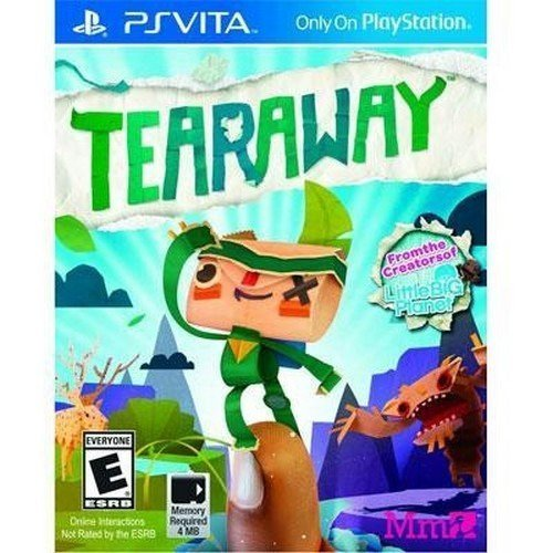 Image 0 of Tearaway Game For Ps Vita
