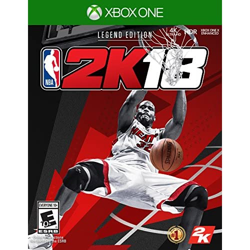 Image 0 of NBA 2K18 Legend Edition For Xbox One Basketball