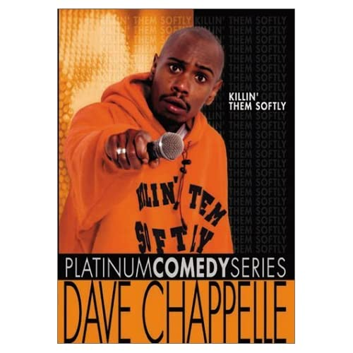 Image 0 of Dave Chappelle: Killin' Them Softly By Dave Chappelle On DVD