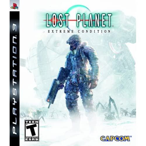 Lost Planet: Extreme Condition For PlayStation 3 PS3