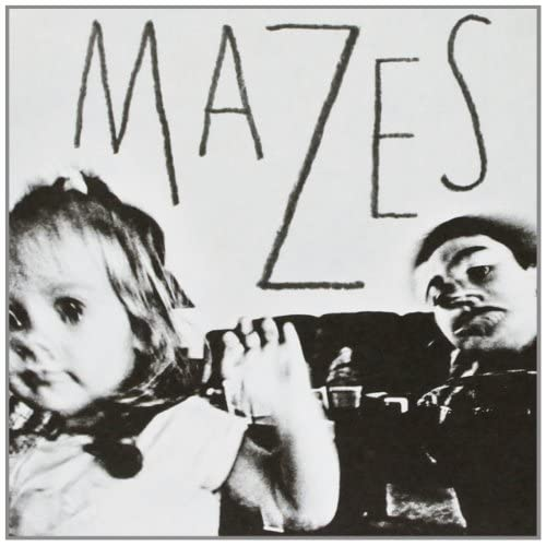 Image 0 of A Thousand Heys By Mazes On Audio CD Rock