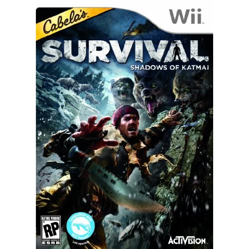 Image 0 of Cabelas Survival: Shadows Of Katmai For Wii And Wii U