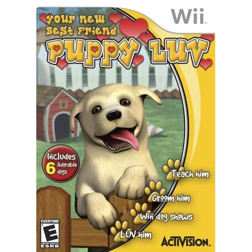 Image 0 of Puppy Luv For Wii And Wii U