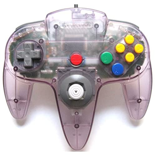 Image 0 of Nintendo 64 Controller Atomic Purple For N64 Remote