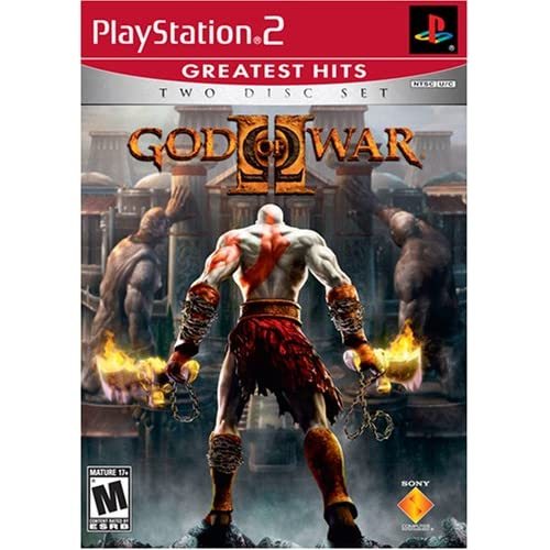 Image 0 of God Of War 2 For PlayStation 2 PS2