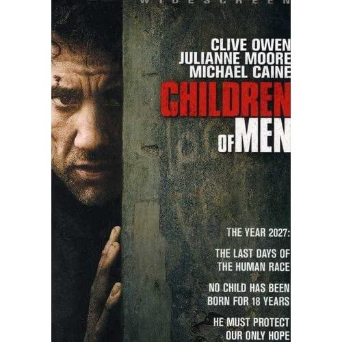 Image 0 of Children Of Men On DVD With Clive Owen Mystery