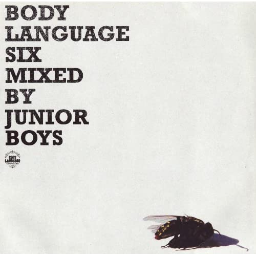 Body Language Vol 6 By Junior Boys On Vinyl Record