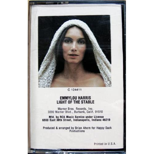 Image 0 of Light Of The Stable By Emmylou Harris On Audio Cassette
