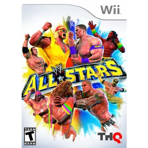 Image 0 of WWE All Stars For Wii And Wii U Wrestling