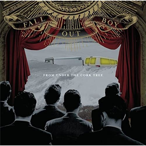 From Under The Cork Tree On DVD With Fall Out Boy Album by Fall Out
