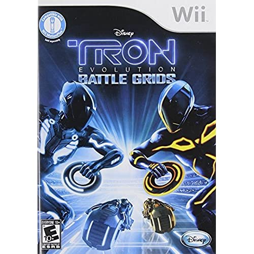 Image 0 of Tron: Evolution Battle Grids For Wii and Wii U