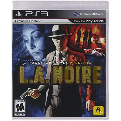 Image 0 of LA Noire For PlayStation 3 PS3