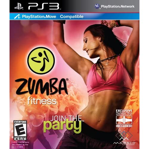 Image 0 of Zumba Fitness For PlayStation 3 PS3