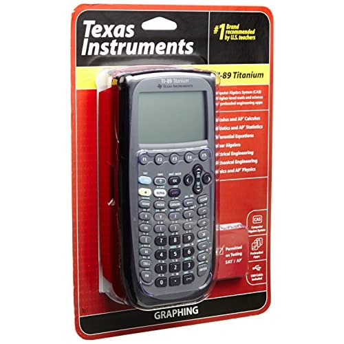 Image 0 of Texas Instruments TI-89 Titanium Graphing Calculator