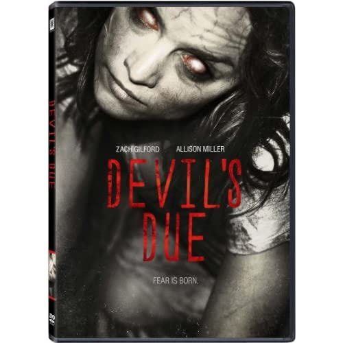 Image 0 of Devil's Due On DVD With Roger Payano Horror