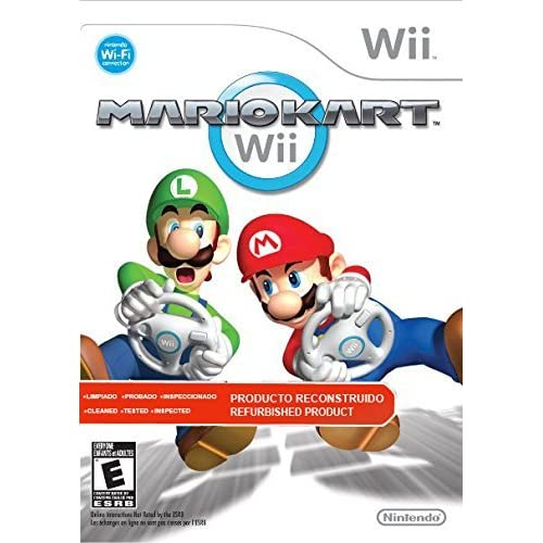 Image 0 of Mario Kart Wii Official For Wii And Wii U