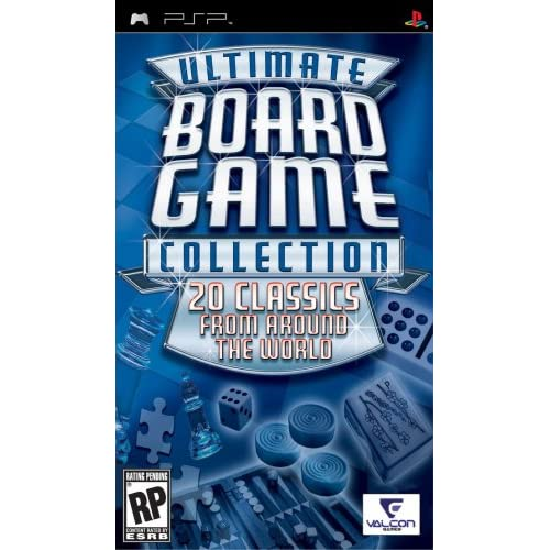 Image 0 of Ultimate Board Game Collection Valcon Sony For PSP UMD Board Games
