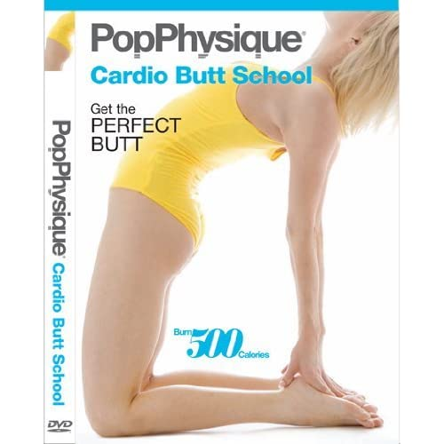 Image 0 of Burn Calories With Pop Physique On DVD Exercise