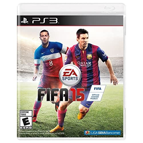 Image 0 of FIFA 15 For PlayStation 3 PS3 Soccer