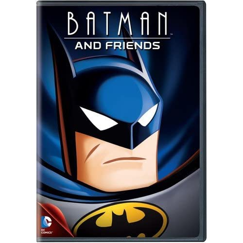 Image 0 of Batman And Friends On DVD With Kevin Conroy Anime