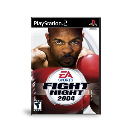 Fight Night 2004 For PlayStation 2 PS2