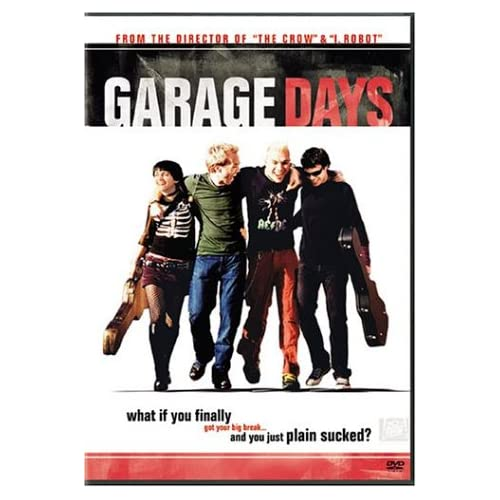 Image 0 of Garage Days On DVD With Kick Gurry