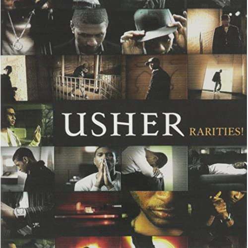 Image 0 of Rarities By Usher On Audio CD Album 2004