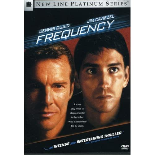 Frequency 2000 On DVD With Dennis Quaid