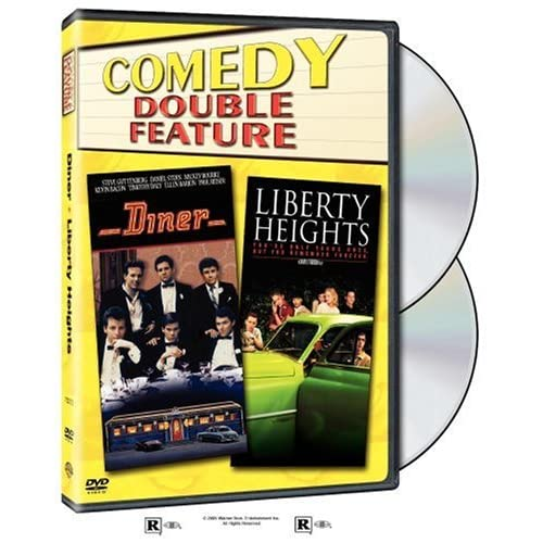 Image 0 of Diner/liberty Heights On DVD With Rourke Mickey Comedy