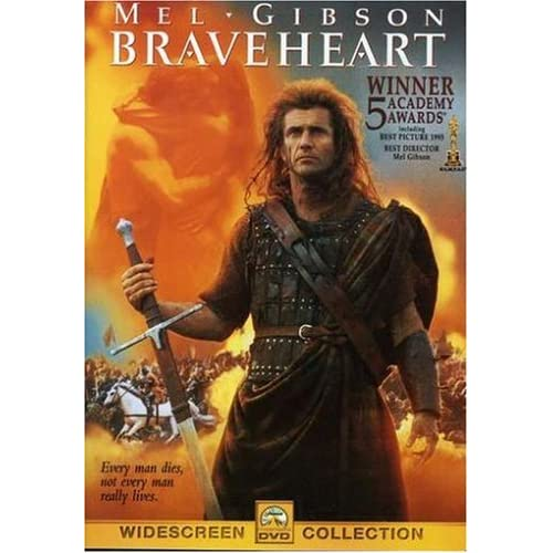 Image 0 of Braveheart On DVD with Mel Gibson Drama