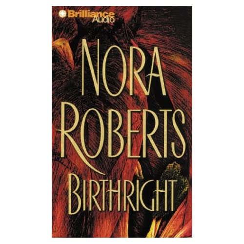 Image 0 of Birthright On Audio Cassette by Roberts Nora Quigley Bernadette Reader