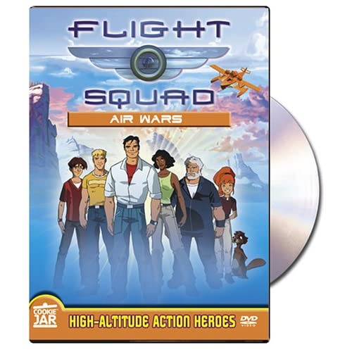Image 1 of Flight Squad Air Wars On DVD Children