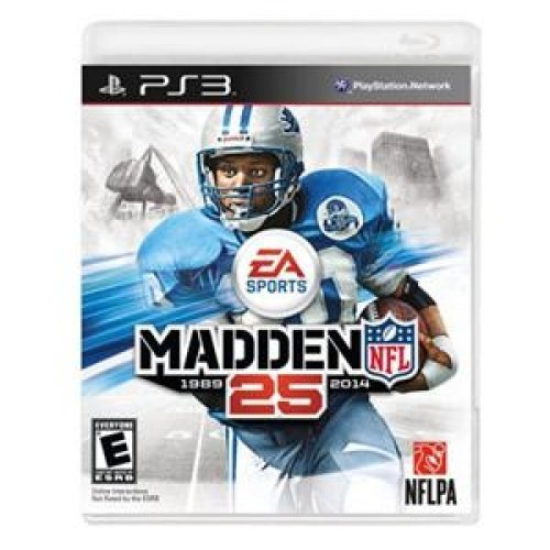 Image 0 of Madden NFL 25 Sports Game Blu-Ray Disc PS3 For PlayStation 3