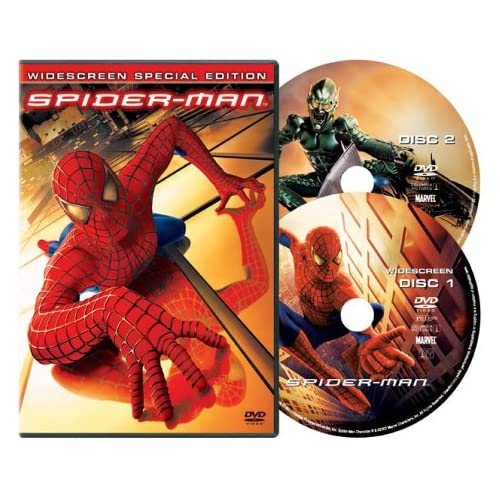 Image 0 of Spider-Man Widescreen Special Edition On DVD With Tobey Maguire