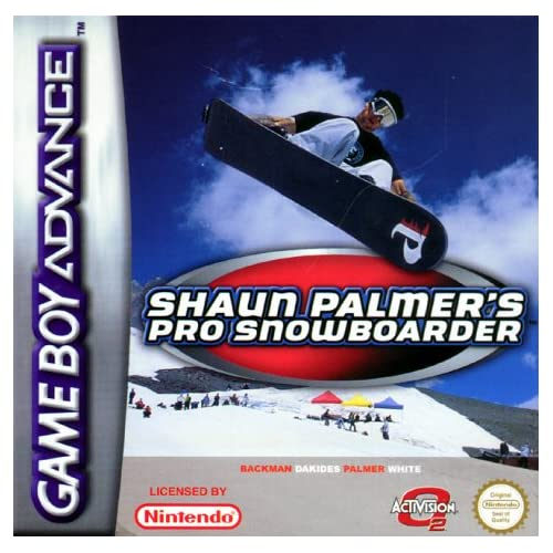 Image 0 of Shaun Palmer's Pro Snowboarder GBA By Activision For GBA Gameboy Advance