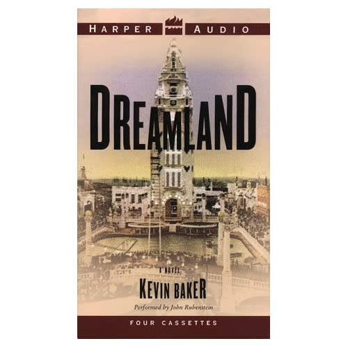 Image 0 of Dreamland By Baker Kevin Rubinstein John Reader On Audio Cassette