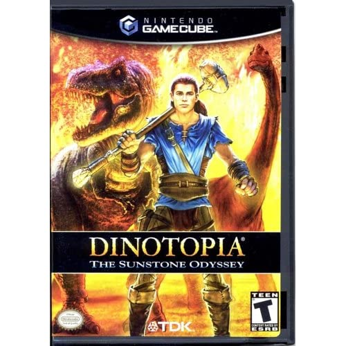 Dinotopia: The Sunstone Odyssey For GameCube