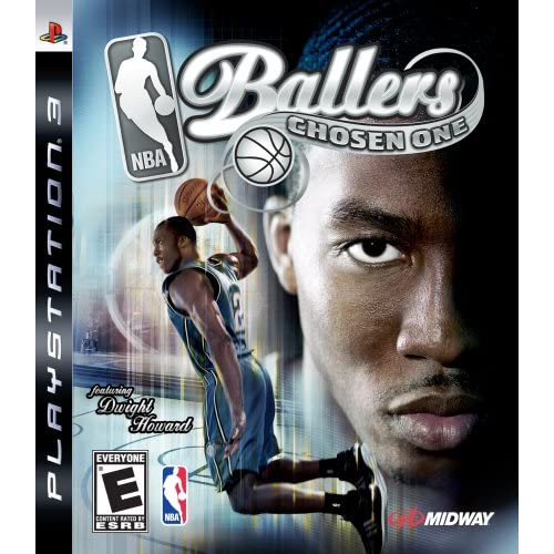 NBA Ballers: Chosen One For PlayStation 3 PS3 Basketball