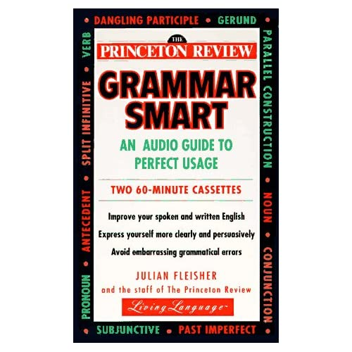 Image 0 of Princeton Review Grammar Smart: A Guide To Perfect Usage Living Language By Juli