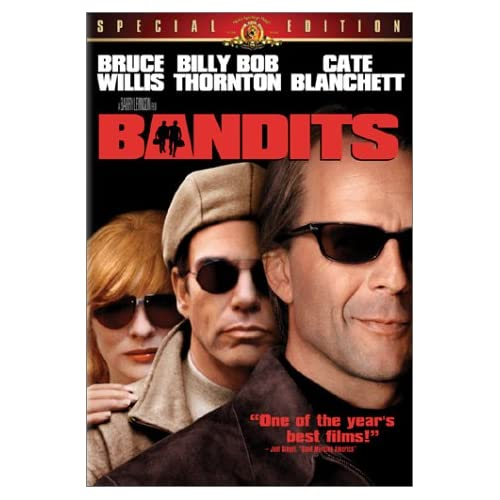 Image 0 of Bandits On DVD With Bruce Willis