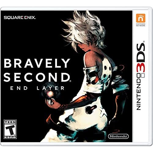 Bravely Second: End Layer Nintendo For 3DS RPG