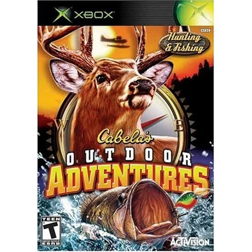 Image 0 of Cabela's Outdoor Adventures For Xbox Original