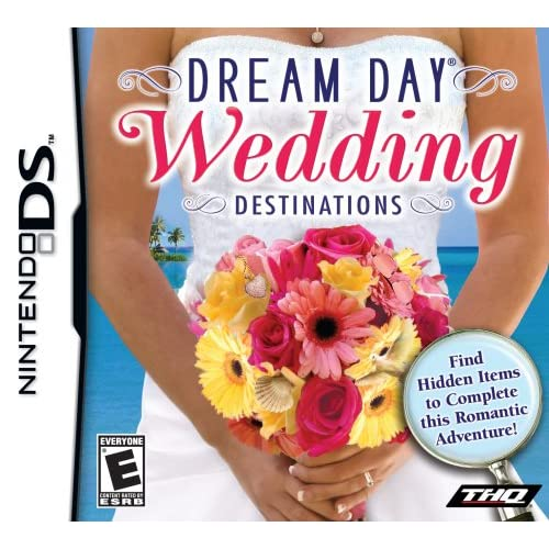 Image 0 of Dream Day Wedding Destinations For Nintendo DS DSi 3DS 2DS