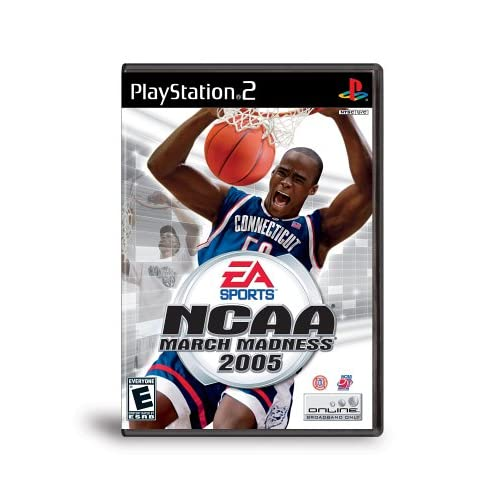 NCAA March Madness 2005 For PlayStation 2 PS2 Basketball