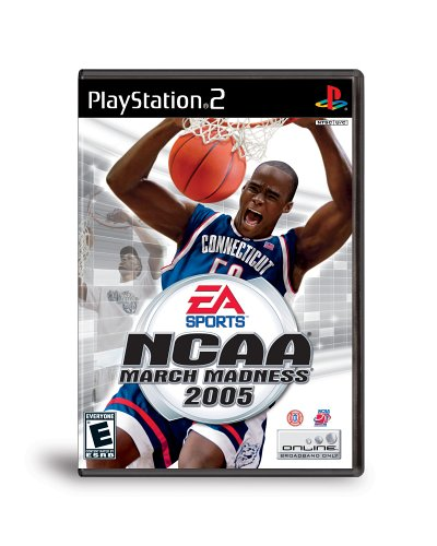 Image 1 of NCAA March Madness 2005 PS2 Basketball For PlayStation 2