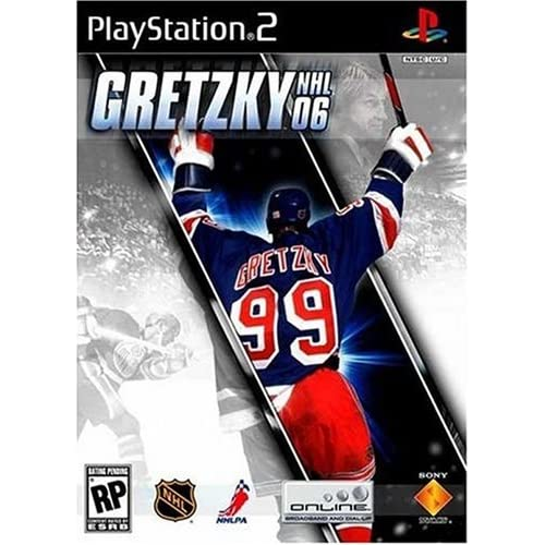 Image 0 of Gretzky NHL 06 For PlayStation 2 PS2 Hockey