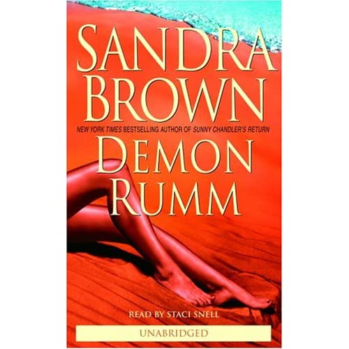 Image 0 of Demon Rumm By Sandra Brown And Staci Snell Reader On Audio Cassette