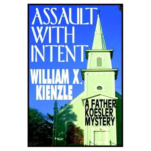 Image 0 of Assault With Intent By William X Kienzle Edward Holland Narrator On Audio Casset
