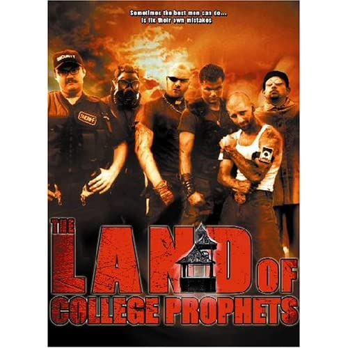 Image 0 of Land Of College Prophets On DVD With Carmine Capobianco